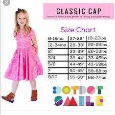 Dot Dot Smile Size Chart Dot Dot Smile Cap Sleeve Dress