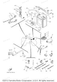 1999 yamaha banshee wiring diagram