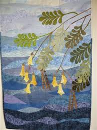 Kowhai in Spring - Quilting Daily | Kiwiana | Pinterest ... & Kowhai in Spring - Quilting Daily Adamdwight.com