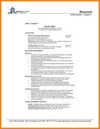 7 Study Abroad Resume Sample Candide Essay