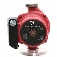 Циркуляционный <b>насос</b> Grundfos UPS 25-100 180 (345 Вт ...
