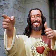 Buddy Christ Meme - Imgflip via Relatably.com