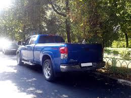 File:Toyota Tundra (blue metallic colored) in Russia (rear view ...