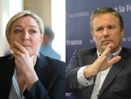 Fransa'da Le Pen'e ilk destek