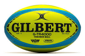 Gilbert Rugby Size Chart Gilbert G Tr4000 Trainer Rugby Ball