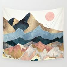 <b>Contemporary Wall Tapestries</b> | Society6