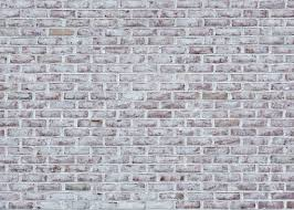 How To Whitewash Brick Whitewashed Brick Wall Texture Or Background Stock Photo Picture