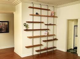 built in shelves custom oak and aluminum adjule shelving unit by pertaining to built shelves plan built in shelves