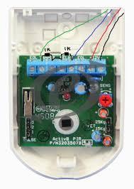 honeywell galaxy g2 12 wiring pirs contacts! ? diynot forums honeywell motion detector manual at Honeywell Pir Sensor Wiring Diagram