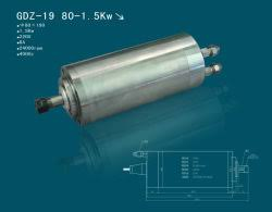 water-cooling spindle-<b>GDZ</b> series - Changzhou Hanqi Spindle Motor ...