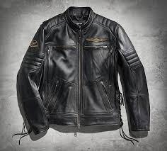 kane leather harley davidson jacket