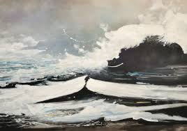 PAINTER + POET: 'Spring to Sea' Paintings by Bob Aldous and poetry by Myra  Schneider - Exhibition at CIRCLE Contemporary Gallery in Wadebridge