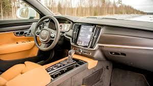 2018 volvo s90 interior. unique 2018 2017 volvo v90 cross country interior to 2018 volvo s90