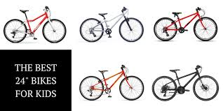 5 best kids 24 inch bikes for your 7 to