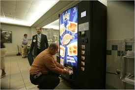 Hot Dog Vending Machine For Sale Simple For Kosher Emergencies Manna From A Machine The New York Times