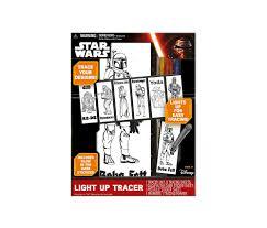 Star Wars Light Up Poster Shop Star Wars Star Wars Light Up Fun Tracer Play Set Black