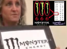 monster energy satanic. Wonderful Energy Christian Woman Believes Monster Energy Drink Is Satanic Inside S