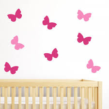erflies wall decor stickers