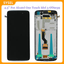 4.5'' For Alcatel One Touch Idol 3 ...