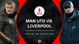 Latest team news, odds and what is being said about the game. Man Utd V Liverpool Live Stream Watch Fa Cup Online Lineups Confirmed
