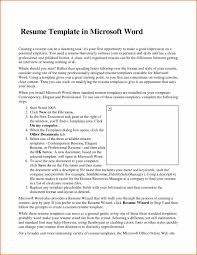 Microsoft Resume Wizard Awesome Microsoft Office Resume Wizard About Picturesque Microsoft 15