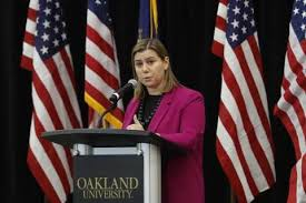 Image result for elissa slotkin voting for impeachment