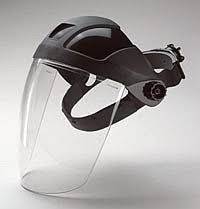 Face Shield Headgear High Impact Ratchet Adjustable