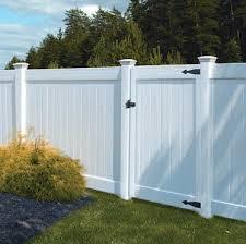 white fence panels. Regular White Fence Panels I
