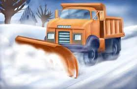 Image result for orange cartoon plow