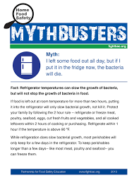home food safety mythbusters jpeg myth