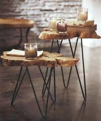 the table with hairpin legs is not a novelty in furniture design these tables are well known by style fans for sleek and simple glass coffee
