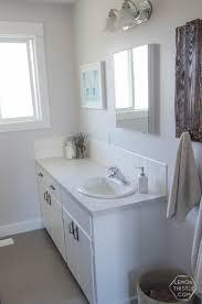 Diy Bathroom Reno A Diy Bathroom Renovation Phase15 Lemon Thistle