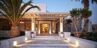 A Boutique Hotel Hotel Mykonos Palladium A 5 Star Boutique Hotel In Mykonos Greece