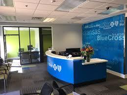 arkansas bluecross blueshield fayetteville regional office remodel bluecross blueshield office building architecture