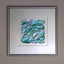 220 fused glass wall decor ideas