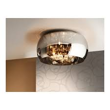 argos shimmered oval glass shade ceiling light