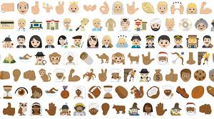 Every Emoji Ever Arranged By Color Mental Floss