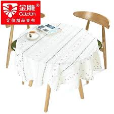 small round table cover golden eagle small round table tablecloth water and oil disposable hot