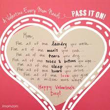 valentines for moms