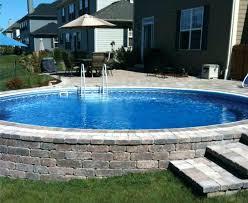 above ground pool deck plans pictures decks ideas