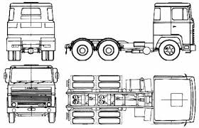 Scania Lbs111 S Scania Trucks Heavy Truck Diagram