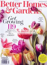 Small Picture Better Homes And Gardens Magazine Subscription Buy at Newsstand