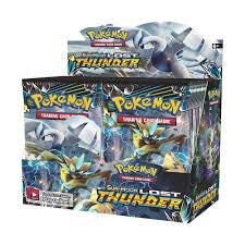 Pokémon Sammelkartenspiel 4x Sun & Moon Lost Thunder Booster Packs IN GAME  TCG Online Sammeln & Seltenes nouvelan.net