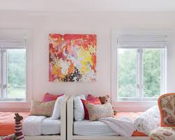 Pink And Orange Bedroom 6 Fantastic Bedrooms Kids Wont Mind Sharing Working Mother