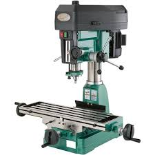 benchtop milling machine. i started to cnc my little grizzly g1006 benchtop milling machine soon after buying it, many years ago. bought $900 worth of servo motors (way more