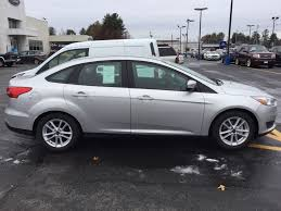 New 2018 Ford Focus SE 4D Sedan in Bow, %%di_state%% #FF0081 | The ...