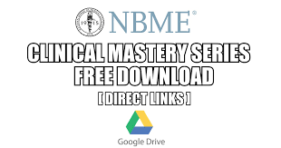 pediatrics nbme form 4 nbme clinical mastery series free download direct links
