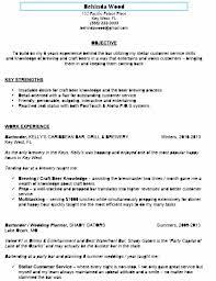 Barista Resume Skills Best Of Resume Samples Examples New Format