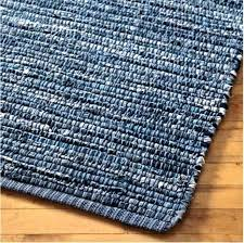 blue jean rug denim rag rug photo 6 of 8 denim rag rugs beautiful blue jean
