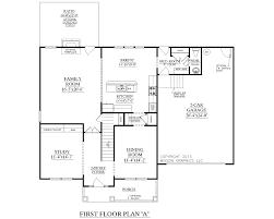 house plan 2304 a the carver a 1st floor plan